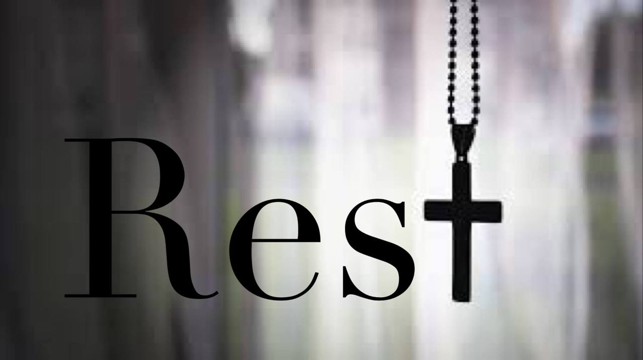 rest cross