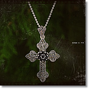 cross necklace edits